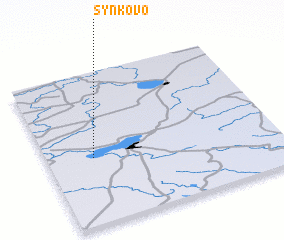 3d view of Synkovo