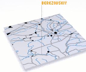 3d view of Berëzovskiy