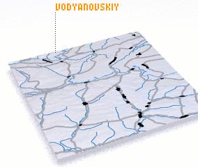 3d view of Vodyanovskiy