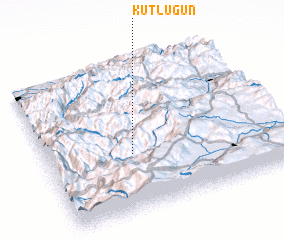 3d view of Kutlugün