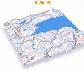 3d view of Kıyıdüzü