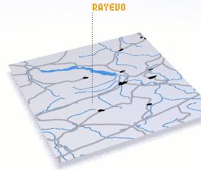 3d view of Rayëvo