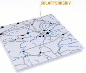 3d view of Solontsovskiy