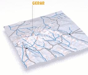 3d view of Gērar