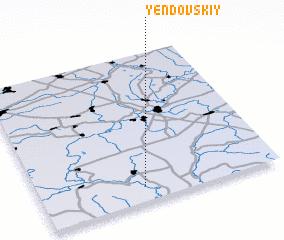 3d view of Yendovskiy