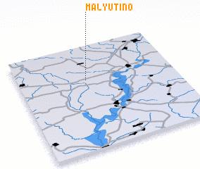 3d view of Malyutino