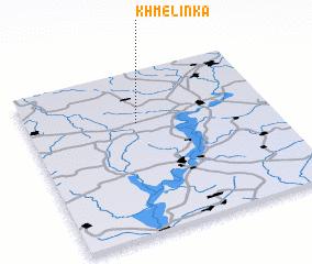 3d view of Khmelinka