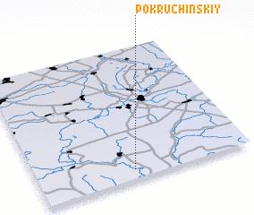 3d view of Pokruchinskiy