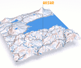 3d view of Aksar