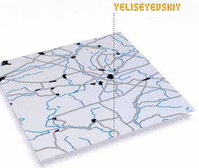 3d view of Yeliseyevskiy