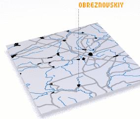3d view of Obreznovskiy