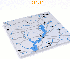 3d view of Otruba