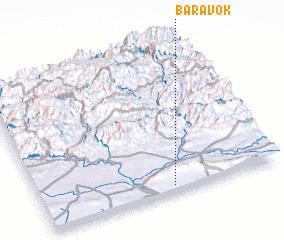 3d view of Baravok
