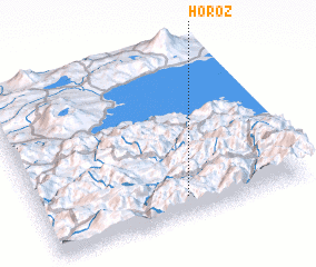 3d view of Horoz