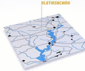 3d view of Kletinshchino