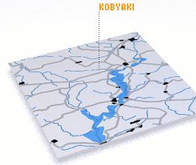 3d view of Kobyaki