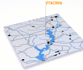 3d view of Vyachka