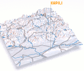 3d view of Kapılı