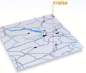 3d view of Kyanda