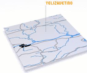 3d view of Yelizavetino