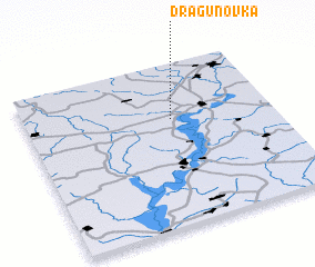 3d view of Dragunovka