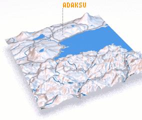 3d view of Adaksu