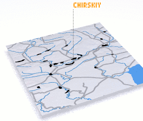 3d view of Chirskiy