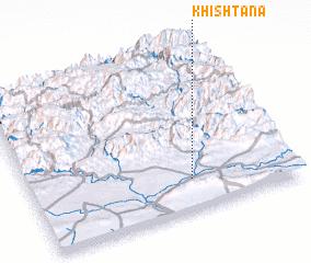 3d view of Khishtāna