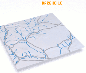 3d view of Bargheile