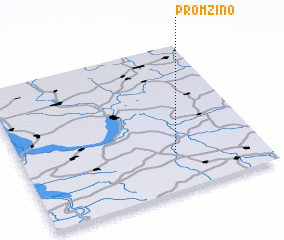 3d view of Promzino