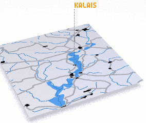 3d view of Kalais
