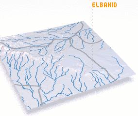 3d view of El Bahid