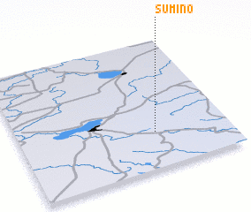 3d view of Sumino
