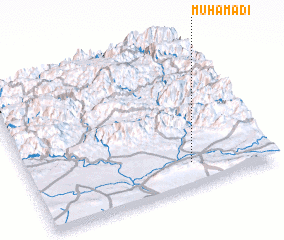 3d view of Muhamadi