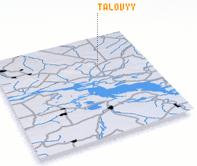 3d view of Talovyy