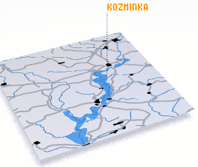 3d view of Koz\