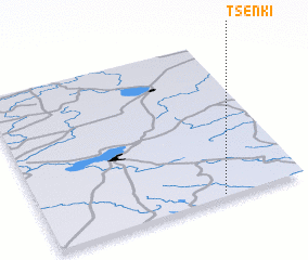 3d view of Tsen\