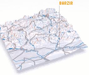 3d view of Barzīr