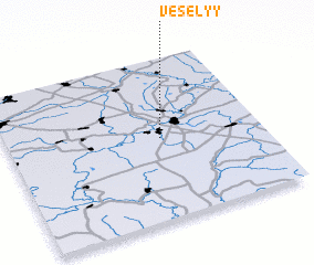 3d view of Vesëlyy