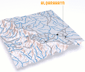3d view of Al Qarawayn
