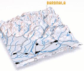 3d view of Bardnala