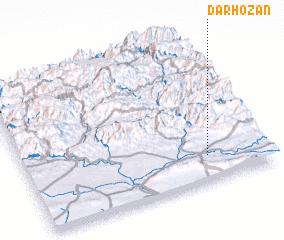 3d view of Dārhōzān