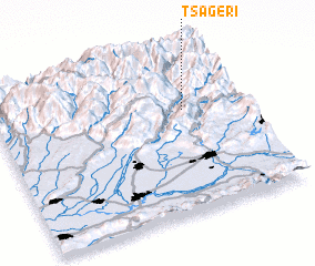 3d view of Ts'ageri