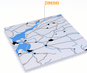 3d view of Zimenki