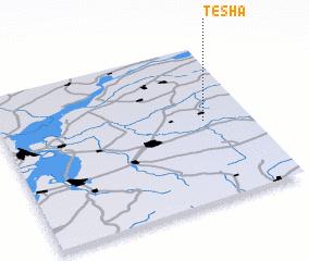 3d view of Tësha