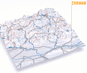 3d view of Zorawa