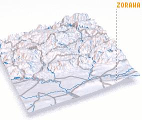 3d view of Zorawa