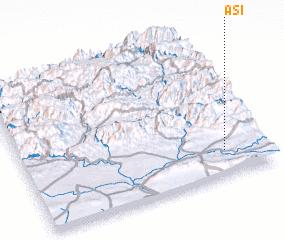 3d view of 'Asī