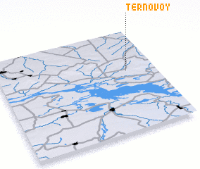 3d view of Ternovoy