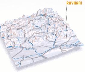 3d view of Rayḩānī
